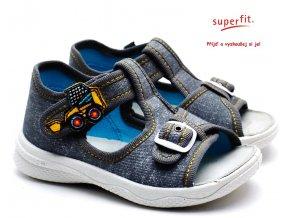 Sandále SUPERFIT 2-00292-20 grau