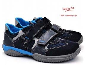 Dětské boty SUPERFIT 8-09380-80 blau