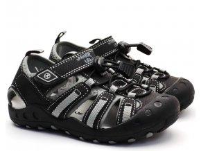 Sandále trekové Junior League L71/201-061 černá