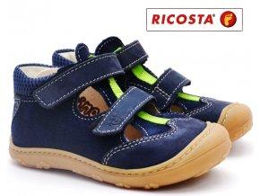 Dětské sandále RICOSTA Ebi 12214-174 nautic