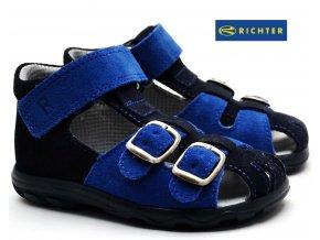 Sandále RICHTER 2111 554 7201 tm. modré