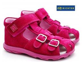 Sandále RICHTER  2111 541 3300 růžové