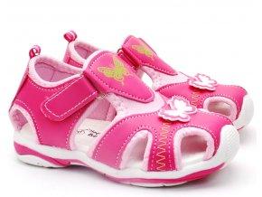 HAPPY BEE B140380 Dívčí sandále
