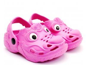 SLOBBY Eva Clogs pantofle růžové