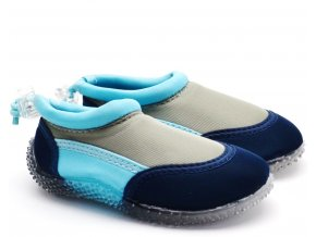 MAGNUS boty do vody - šedomodré