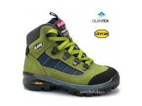 Treková obuv OLANG Tarvisio 868 zelené