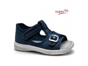 Sandále SUPERFIT 6-00292-80 ocean