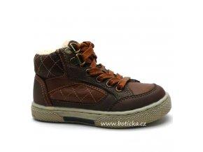 SPROX zimní obuv 2N8 hnědé