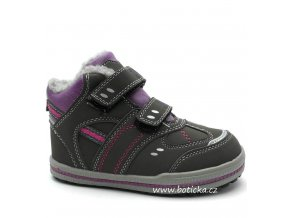 MAGNUS zimní obuv 46-0580 grey/purple