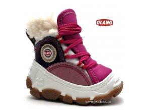 Zimní obuv OLANG PANDA 870 viola
