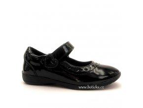 SPROX obuv 293401 lakované černé