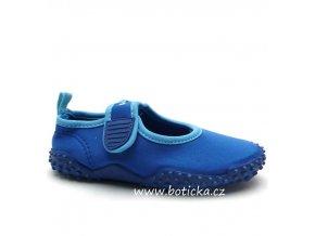 Boty do vody PLAYSHOES 174797 modré