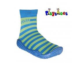 Ponožky do vody Playshoes modrozelené