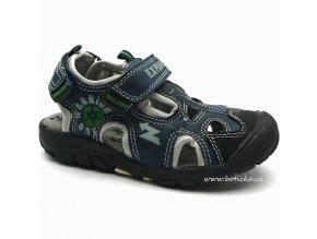 b8b6c830c4f0 Dětské sandále PRIMIGI PCD 34625 navy - Botička