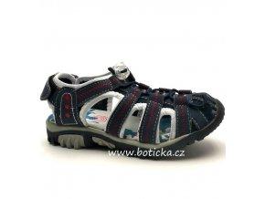 Dětské sandále MAGNUS 45-0519 navy