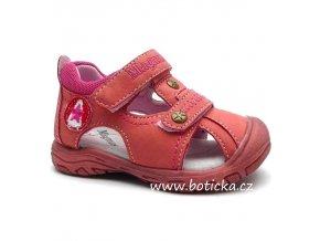Dětské sandále MAGNUS 45-0186 fuchsia
