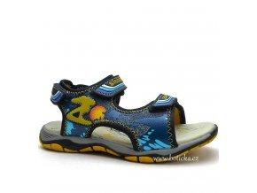SLOBBY sandále 45-0280 chlapecké