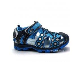EXTREME sandále 833519 modré