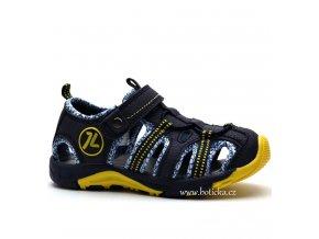 JUNIOR LEAGUE sandále L61/161 šedé