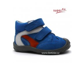 SUPERFIT obuv 4-00325-94 denim kombi