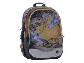 Školní batoh BAGMASTER EV07 0115 B