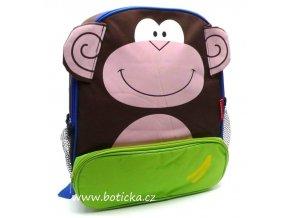Dětský batoh PIDILIDI opice