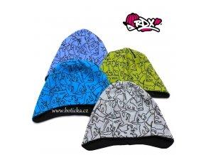 RDX čepice na uši 2434 Snowboard