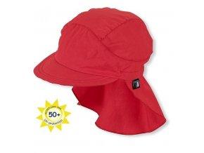 STERNTALER kšiltovka 1531430 červená