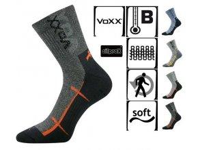 Ponožky VOXX WALLI teplé, do -5°C