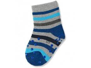 Protiskluzové ponožky STERNTALER atlantik