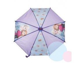 Deštník dětský Disney Frozen 4485 fialový