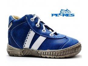 Dětské boty PEGRES 1401 modré