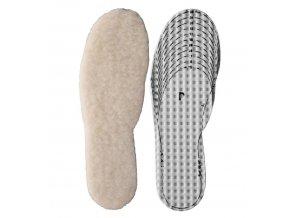 Vložky do bot VLNATEX UNI dětské stříhací