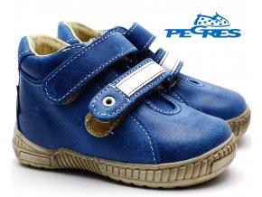 PEGRES obuv 1404 modré