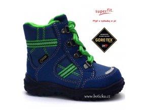 SUPERFIT zimní obuv 1-00042-87 water