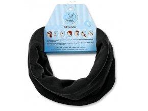 Magický šátek STERNTALER 4531450 černá