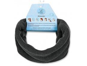 Magický šátek STERNTALER 4531450 antracit