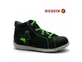 Dětské boty RICOSTA Andy 18263-483 grigio