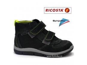 Dětské boty RICOSTA 20261-481 Rory antracit