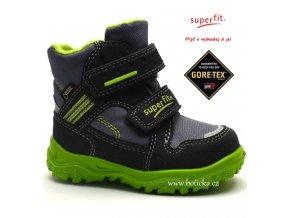 Superfit zimní obuv 1-00044-48 gore-tex