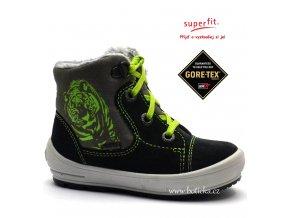 SUPERFIT zimní obuv 1-00310-47 gore-tex