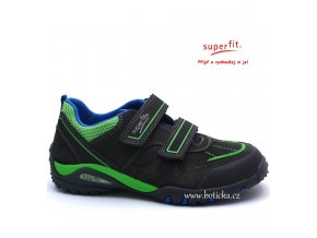 SUPERFIT obuv 1-00224-48 charcoal kombi