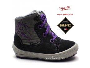 SUPERFIT zimní obuv 1-00312-06 gore-tex