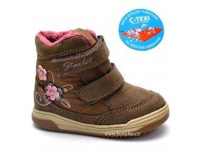 Zimní obuv SPROX 367577 béžové