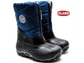 Zimní boty OLANG BMX 82 blu