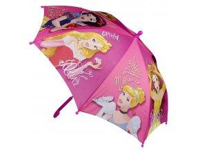 Deštník dětský Disney Princezny