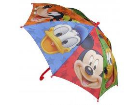 Deštník dětský Disney Mickey