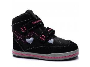 MAGNUS zimní obuv 46-0582 černé