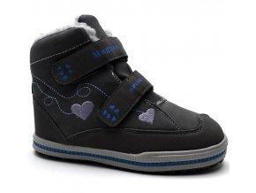 MAGNUS zimní obuv 46-0582 šedé