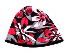 Čepice zimní RDX funkční 3478 Květy 01